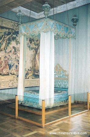 La chambre bleue du Roi Henry III