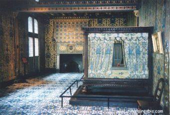 La chambre de la Reine au Château de Blois