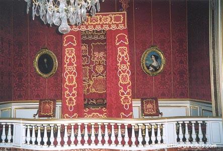 La chambre du Roi François 1er