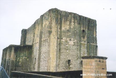 Le donjon du Château de Loches