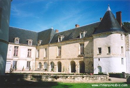 Le Château de Condé en Brie