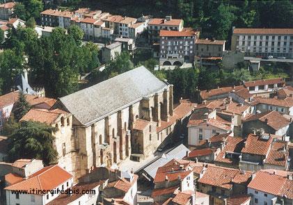 Eglise Saint Volusien à Foix