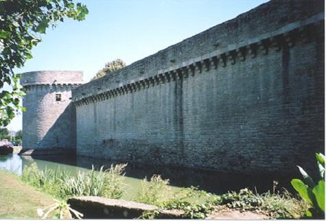 Châteaux de france pour la région Bretagne