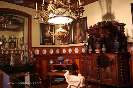 Les appartements du sculpteur Bartholdi à Colmar