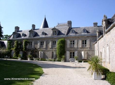 Châteaux de France région Bretagne