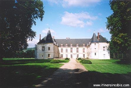 Le parc du château de Condé