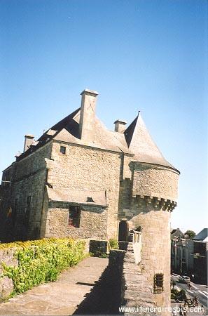 Les Remparts de la ville de Guérande
