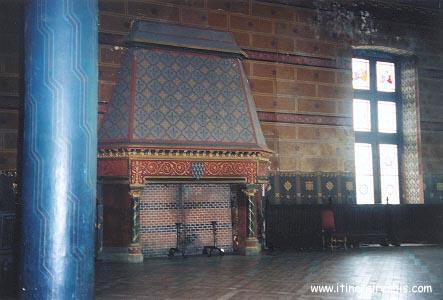 Salle des États au Château de Blois
