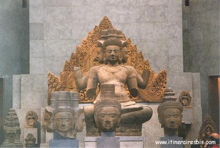 Art Khmer Cambodgien Musée Guimet