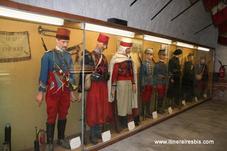 musées de reims basilique de Saint Remi fort de la pompelle