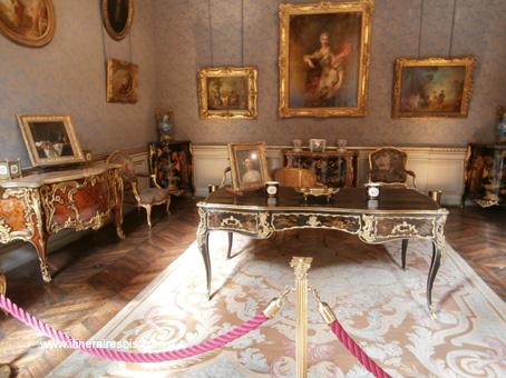 Musée Jacquemart André le cabinet de travail