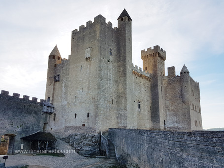 Château fort de Beynac