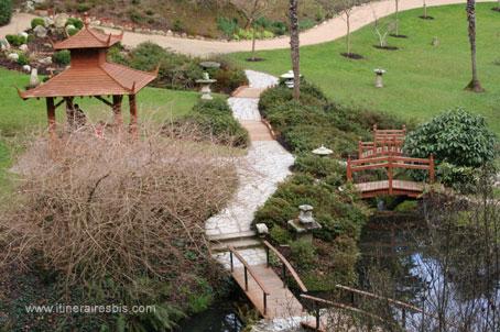Jardins Japonais du château de Powerscourt