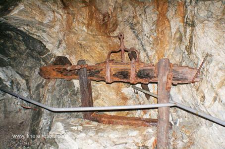 Mine de Glengowla système pour le pompage de l'eau de la mine