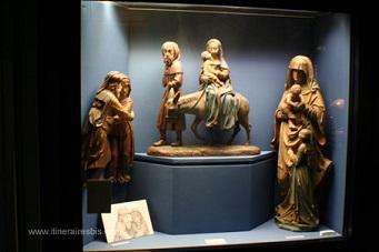 La fuite en Egypte musées en Irlande