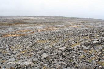 Le Burren, des pierres à perte de vue