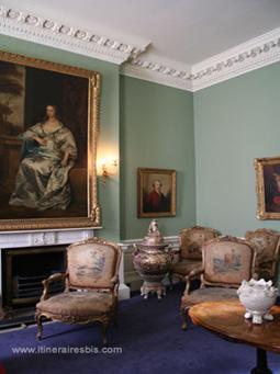 château musée en Irlande